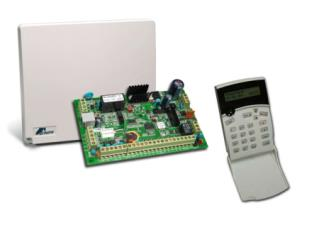 CROW RUNNER 4-8 PANEL + SMALL LCD KEYPAD